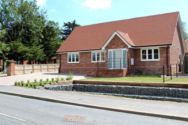 Thumbnail Detached bungalow for sale in Walton Road, Kirby Le Soken, Frinton-On-Sea