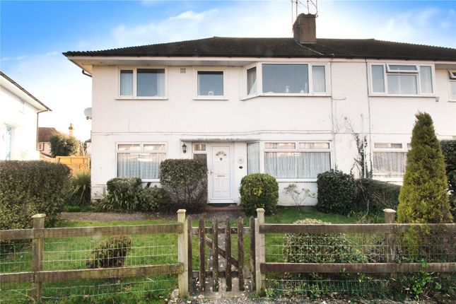 Thumbnail Flat for sale in The Crescent, Manor Road, East Preston