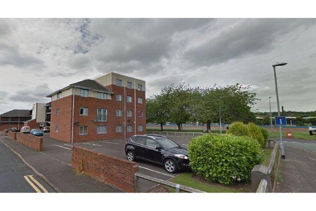 Front of Gregory Street, Longton, Stoke-On-Trent ST3