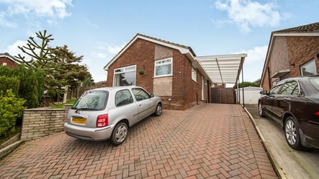 Thumbnail Bungalow for sale in Wordsworth Close, Dukinfield, Greater Manchester, United Kingdom