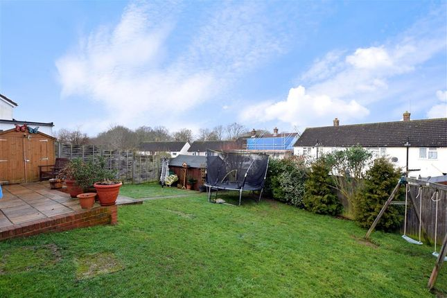 Rear Garden of Hunt Road, Tonbridge, Kent TN10