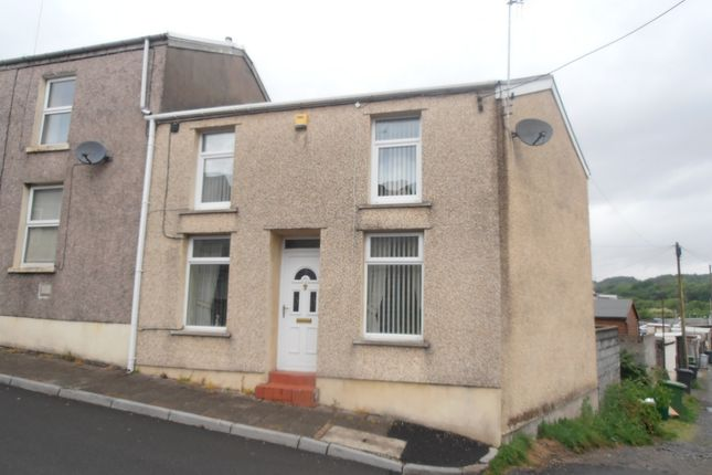 Thumbnail Terraced house to rent in Windsor Street, Aberdare