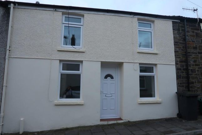 Thumbnail Terraced house to rent in Griffiths Street, Aberdare