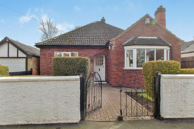 Thumbnail Detached bungalow for sale in South Street, Draycott, Derby