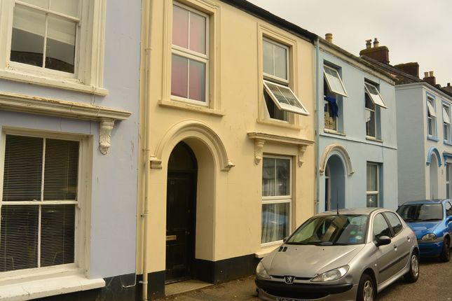 Thumbnail Terraced house to rent in Norfolk Road, Falmouth