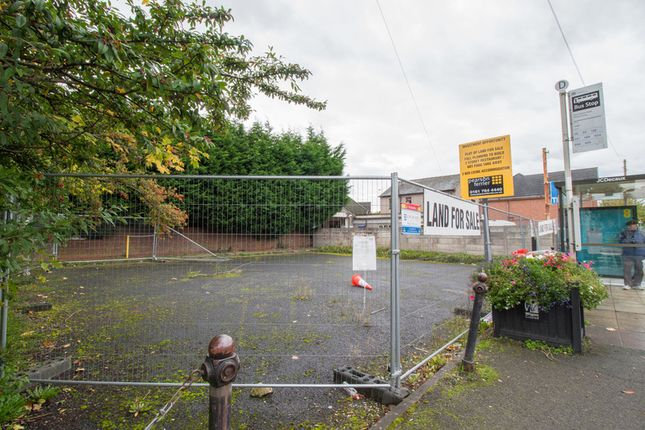 Thumbnail Land for sale in Station Cottages, Rindle Road, Astley, Tyldesley, Manchester