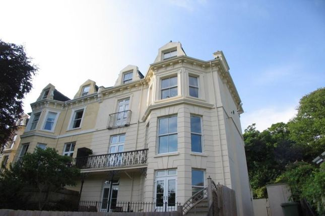 Thumbnail Flat to rent in Belmont Villas, Plymouth