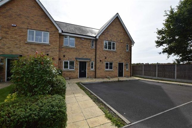 Thumbnail Terraced house for sale in Leinster Road, Basildon, Essex