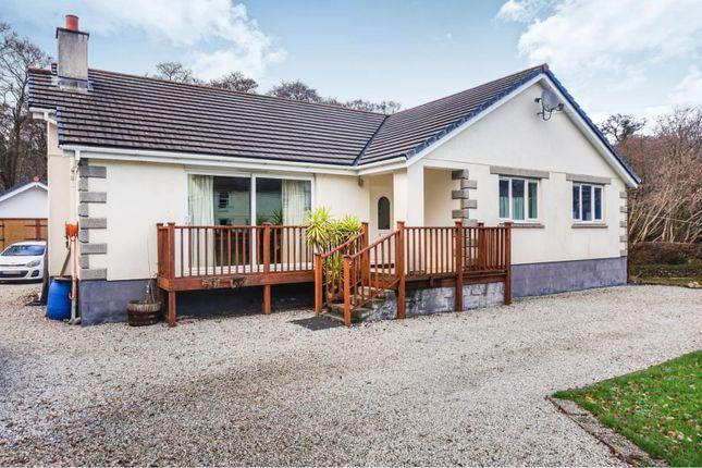 Thumbnail Detached bungalow for sale in Tywardreath Highway, Par