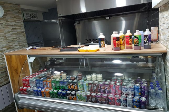 Thumbnail Leisure/hospitality for sale in Hot Food Take Away HD6, West Yorkshire