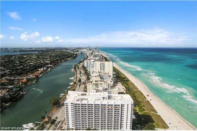 Thumbnail Town house for sale in 4779 Collins Av Ts4401, Miami Beach, Fl, 33140