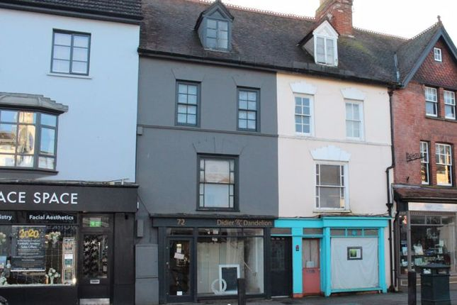 Thumbnail Block of flats for sale in Monnow Street, Monmouth