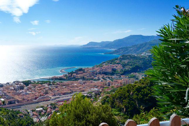 Sea View  of Località S. Giacomo Ca 60, Camporosso, Imperia, Liguria, Italy