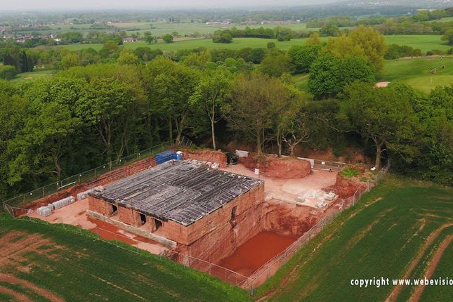 Thumbnail Land for sale in At Former Ridley Reservoir, Alsager, Staffordshire