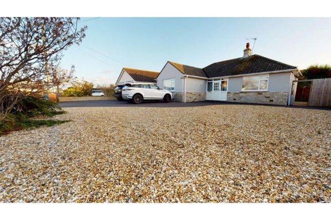 Thumbnail Detached bungalow for sale in Mudeford Lane, Christchurch