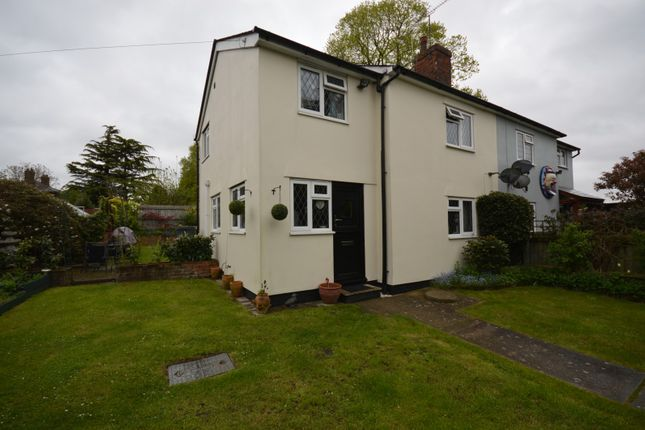 Thumbnail Semi-detached house for sale in Church Street, Braintree