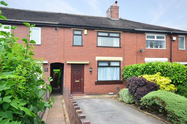 Thumbnail Terraced house to rent in George Avenue, Meir, Stoke-On-Trent