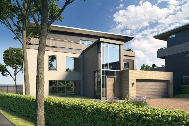Thumbnail Detached house for sale in Darwin House, Balfour Place, Ferry Road, Felixstowe, Suffolk