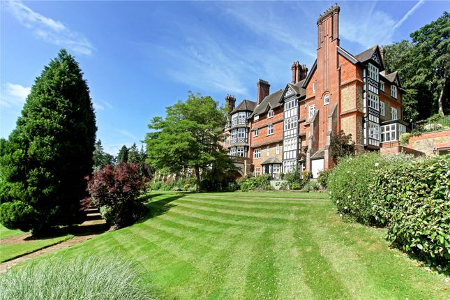Thumbnail Flat for sale in Snowdenham Hall, Snowdenham Lane, Bramley, Guildford