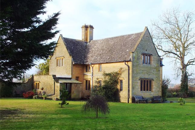 Thumbnail Detached house for sale in Tewkesbury Road, Toddington, Cheltenham, Gloucestershire