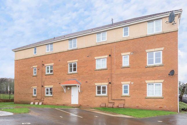 2 bed flat for sale in 5 Burdon Court, Horden, Peterlee, County Durham SR8