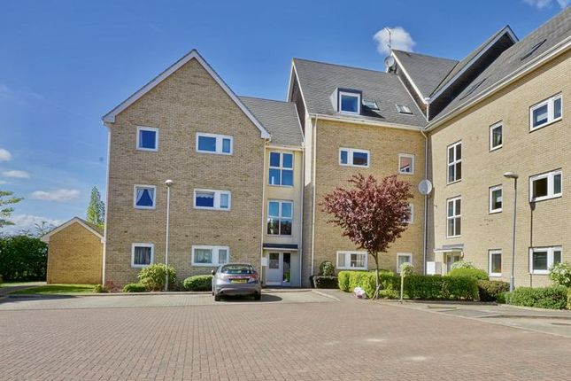 Thumbnail Flat for sale in Linton Close, Eaton Socon, St. Neots