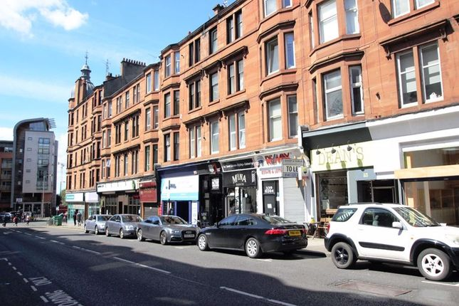 Thumbnail Detached house to rent in Byres Road, Glasgow