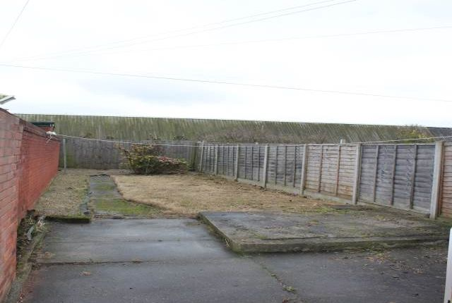 Garden of Warwick Road, Tyseley, Birimgham B11