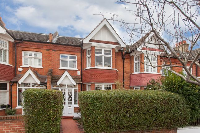 Thumbnail Terraced house for sale in Hotham Road, London