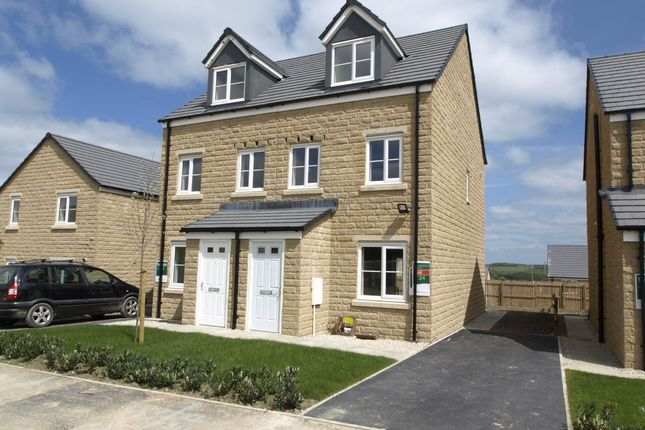 Thumbnail Semi-detached house for sale in New Chapel Road, Penistone, Sheffield