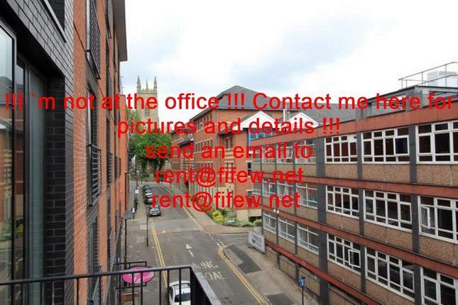 2 bed flat to rent in Regent Terrace, Sheffield S1
