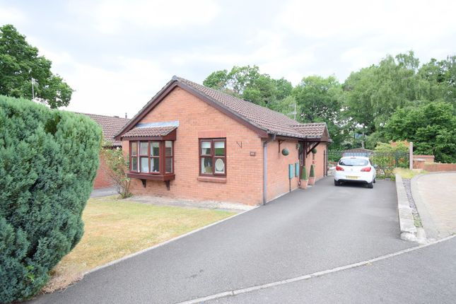 Thumbnail Detached bungalow for sale in Chester Close, New Inn, Pontypool