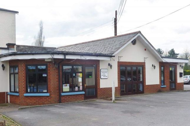 Thumbnail Leisure/hospitality to let in Willand, Devon