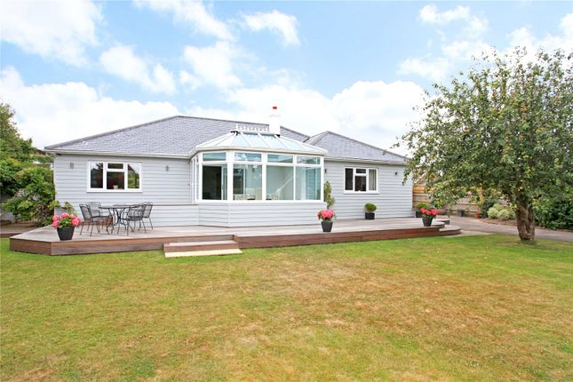 Thumbnail Detached bungalow for sale in Rookwood Road, West Wittering, Chichester, West Sussex