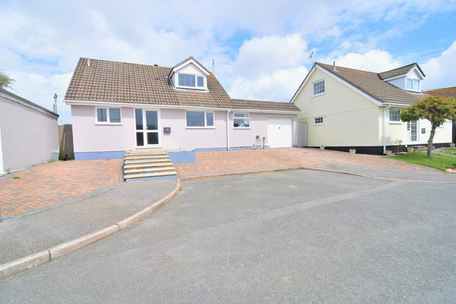 Thumbnail 4 bed detached bungalow for sale in Richmond Road, Pelynt, Looe