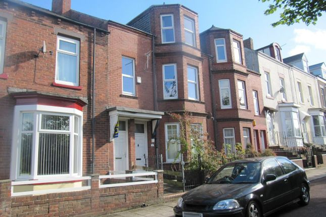 Thumbnail Flat for sale in Dean Terrace, South Shields