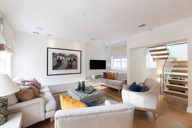 Thumbnail Property to rent in Kensington Park Mews, London