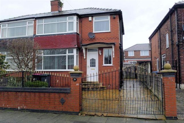 Thumbnail Semi-detached house to rent in Dorchester Road, Swinton, Manchester