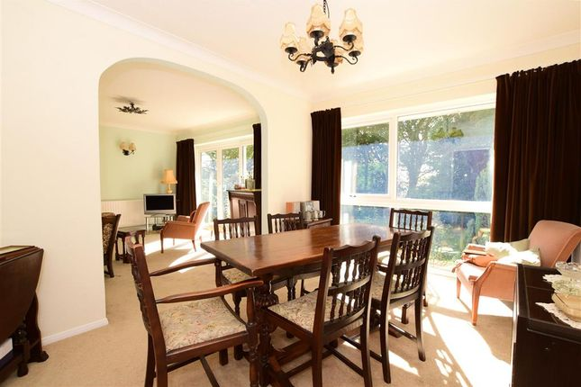 Thumbnail Detached bungalow for sale in Kinfauns Drive, Worthing, West Sussex