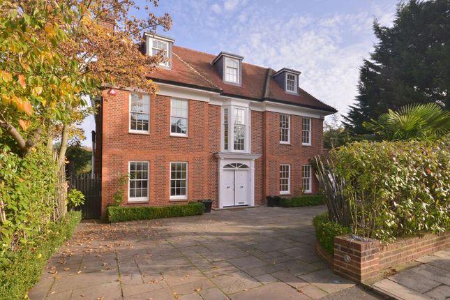 Thumbnail Terraced house to rent in Winnington Close, London