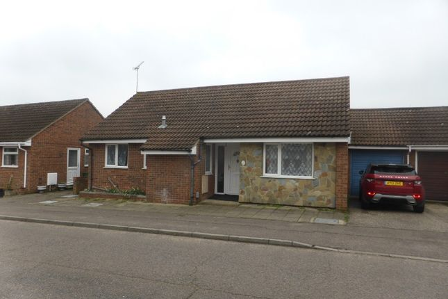 Thumbnail Bungalow for sale in Mellor Chase, Colchester, Essex