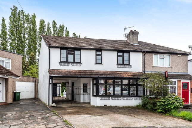 Thumbnail Semi-detached house for sale in Olron Crescent, Bexleyheath