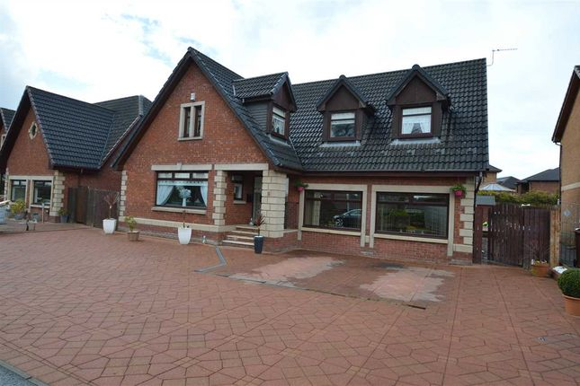 Thumbnail Detached house for sale in Wishaw Low Road, Cleland, Motherwell