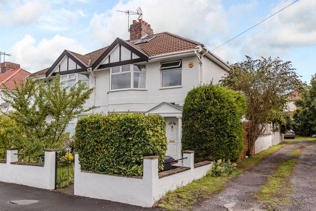 Thumbnail Semi-detached house for sale in Charis Avenue, Bristol