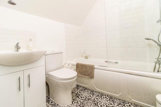 Bathroom of Oreston, Plymstock, Plymouth PL9
