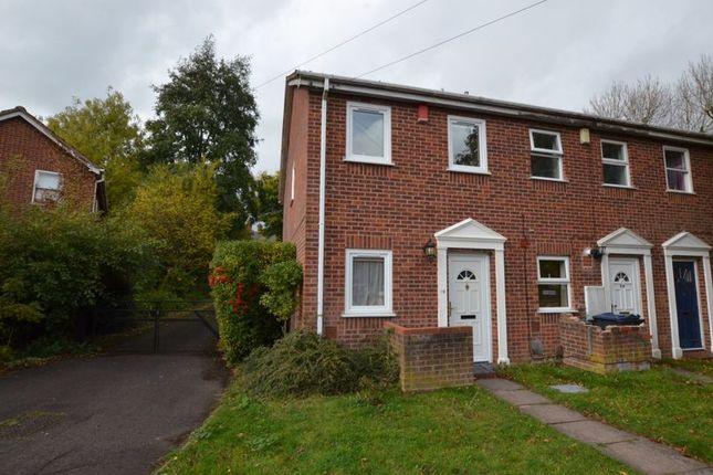 Thumbnail End terrace house for sale in Wyndham Road, Edgbaston, Birmingham