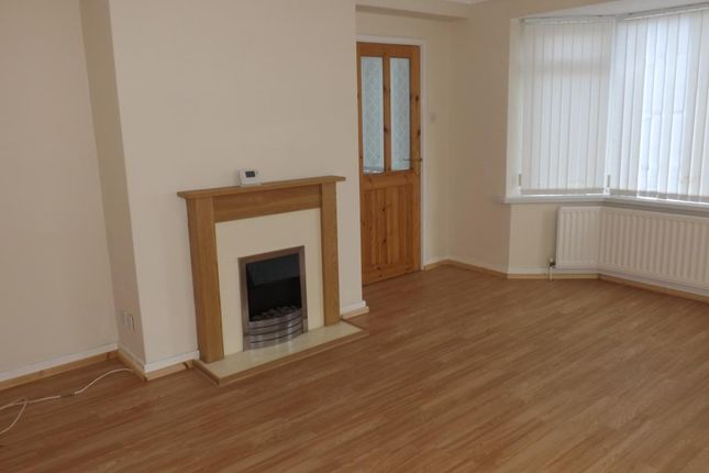 Thumbnail Semi-detached house to rent in Hamilton Drive, Whitley Bay, Tyne And Wear