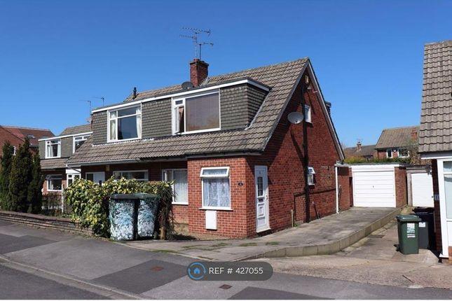Thumbnail Semi-detached house to rent in Leeds, Leeds