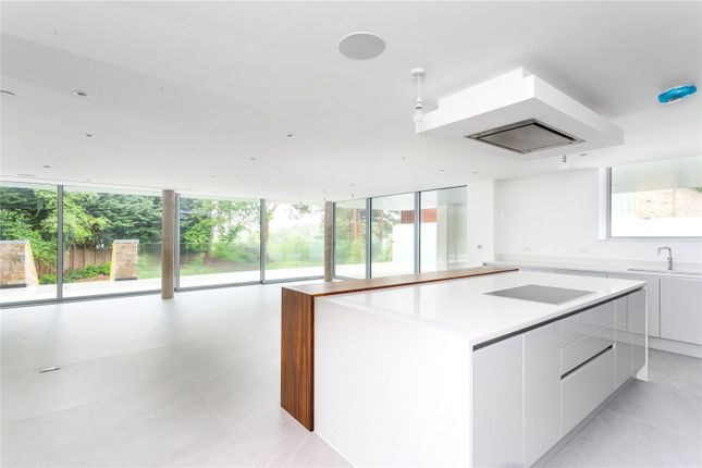 Open Plan of Oseleta, Luscombe, 1 The Drive, Brudenell Avenue BH13