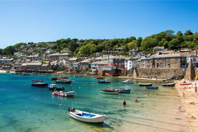 Thumbnail Property for sale in The Lobster Pot, South Cliff, Mousehole, Cornwall